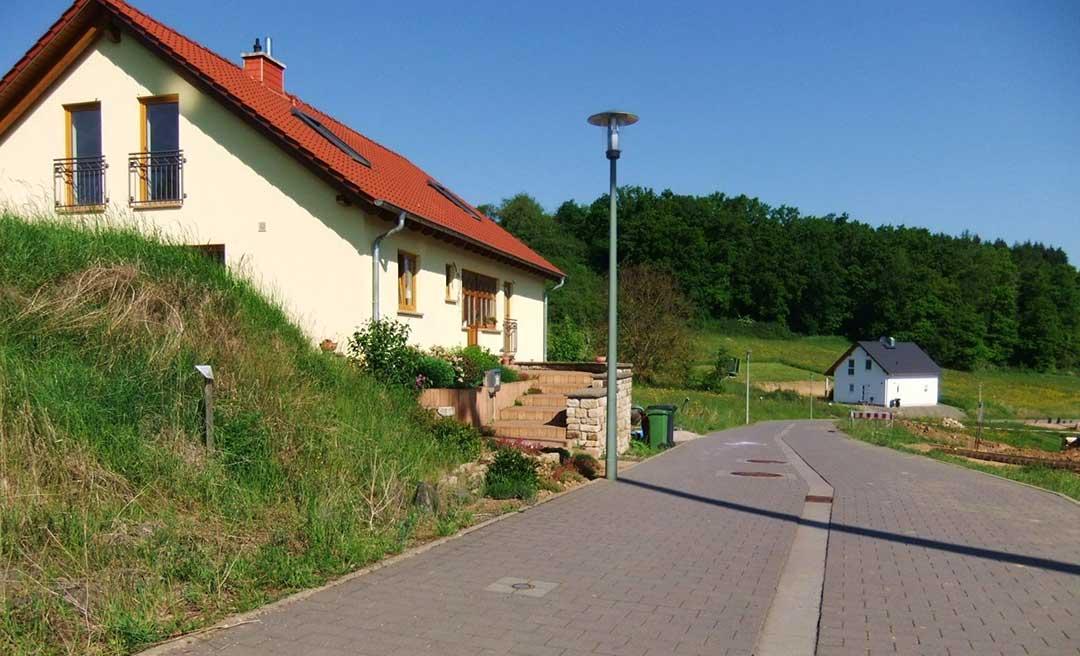 "Neubaugebiet Bauabschnitt II ""Auf der Binn"""