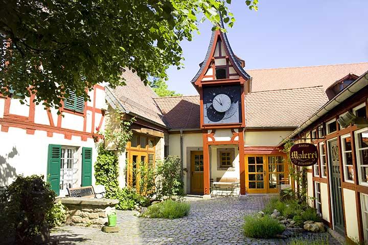 Turmuhrenmuseum in Rockenhausen