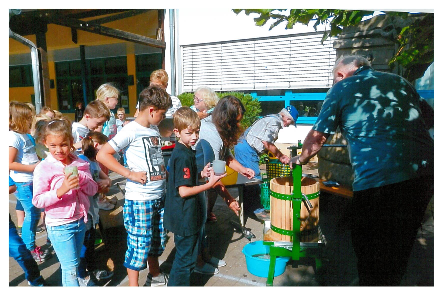 Kelterfest Grundschule Waldgrehweiler