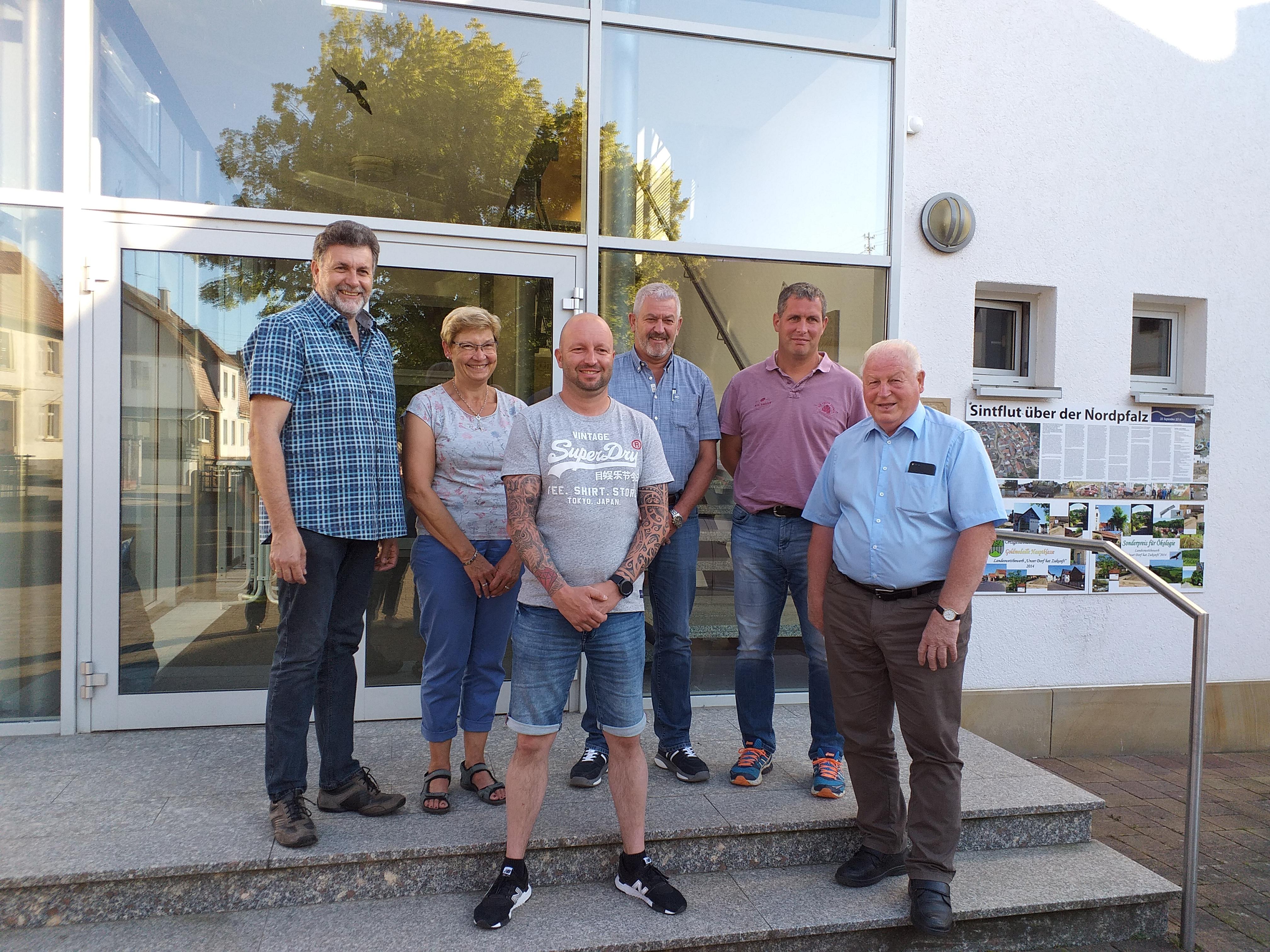 Gemeinderat von Waldgrehweiler seit 2019